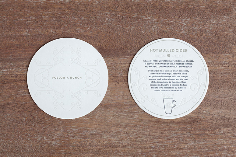 Meers Holiday Gift: Coasters