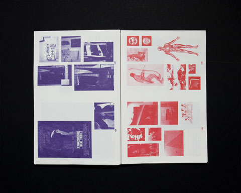 Columbia University Visual Arts MFA catalogue