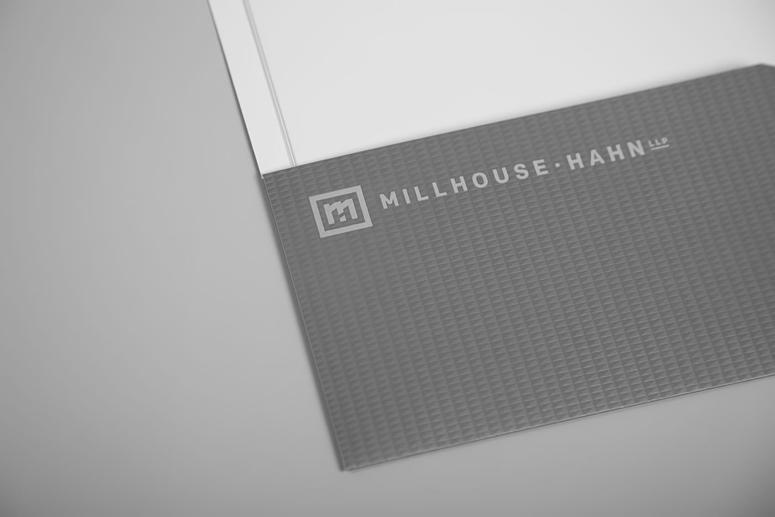 Millhouse Hahn Stationery
