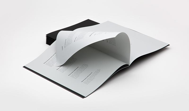 Minus-8 Catalog by Landscape
