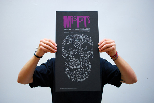 Misfits in Richmond, VA Poster