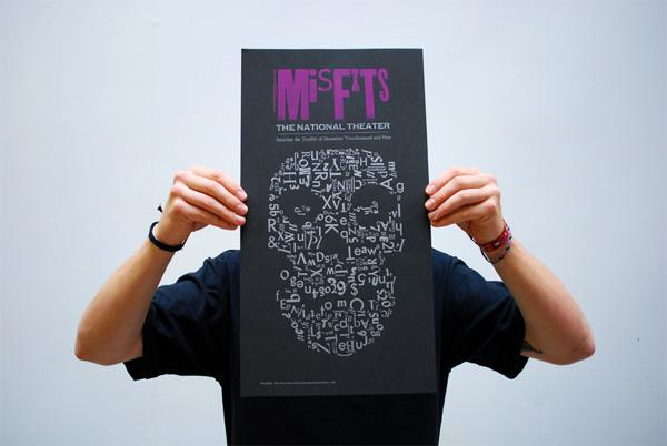 Misfits in Richmond, VA Poster