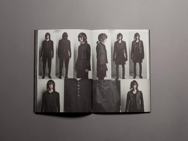 Misomber Nuan Look Book IV