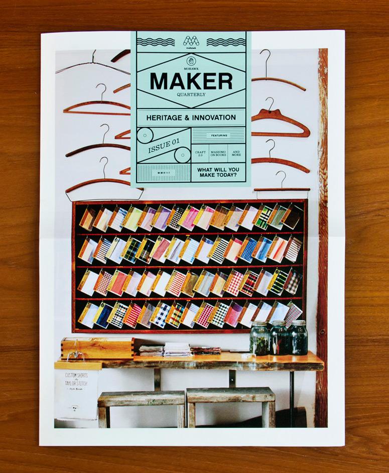 Mohawk Maker Campaign