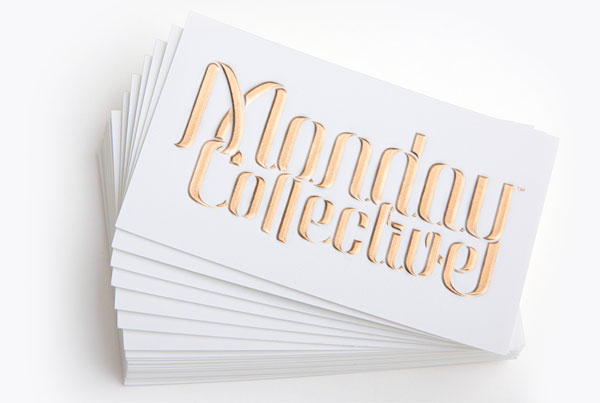 Monday Collective Stationary Set