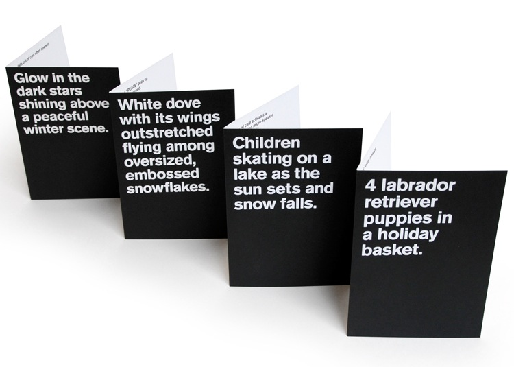 Monnet Design Holiday Cards