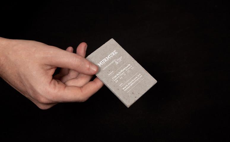Murmure Business Card