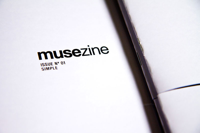 musezine: Issue 1