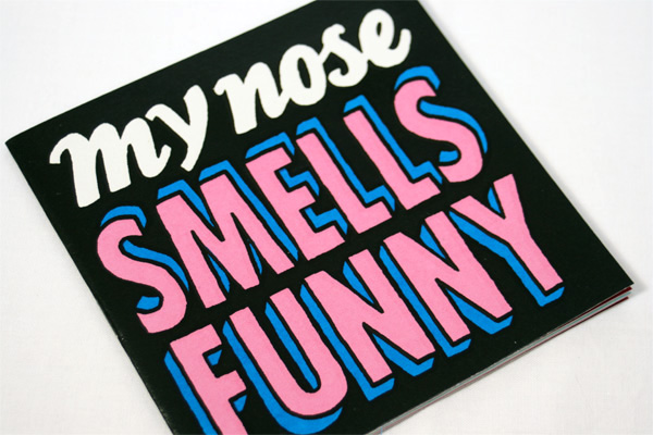 My Nose Smells Funny Promo