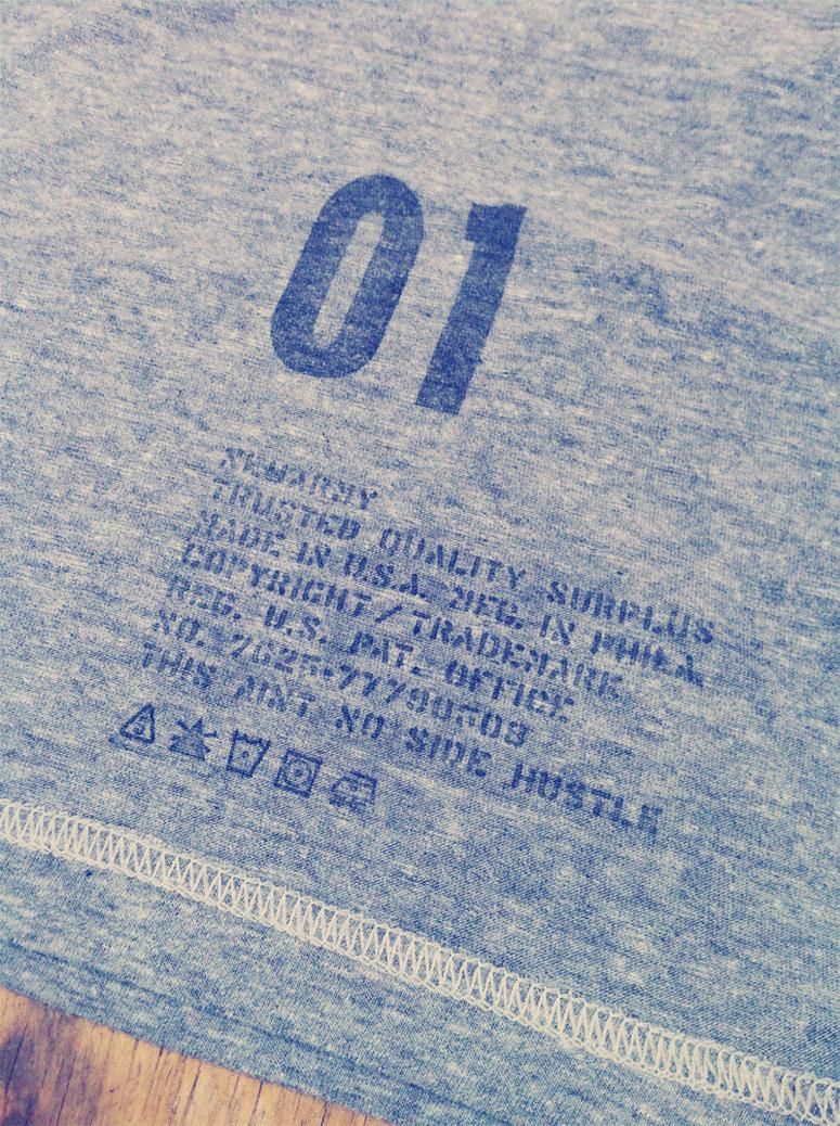 Neuarmy Surplus Limited Issue T-shirt