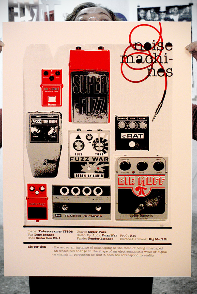 Noise Machines, Vol. 1