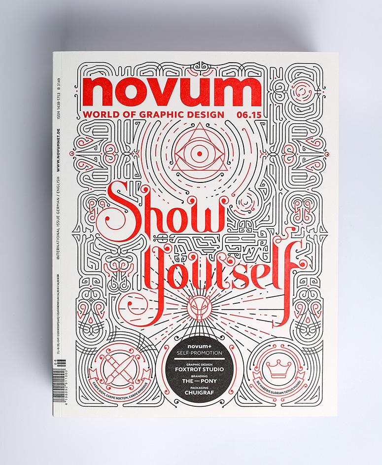 Novum Cover