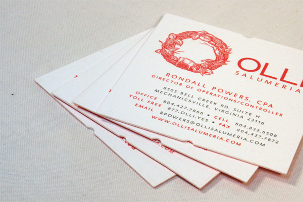 Olli Business Card