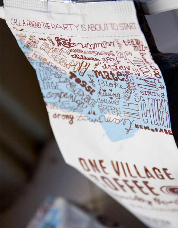 One Village Coffee Bag
