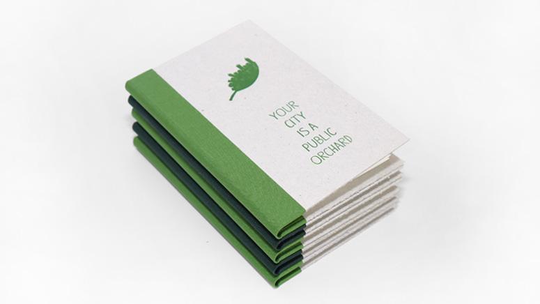 <em>Your City is a Public Orchard</em> Book