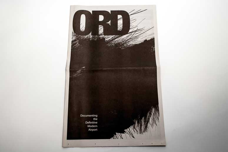 ORD- Documenting the Definitive Modern Airport