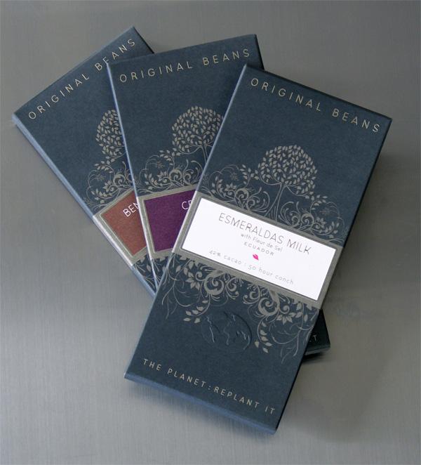 Original Beans Packaging