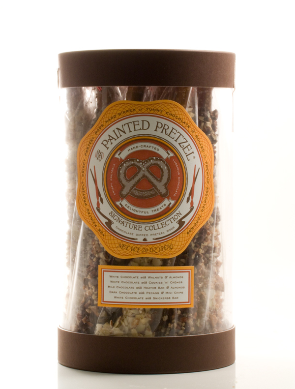 fpo the painted pretzel packaging