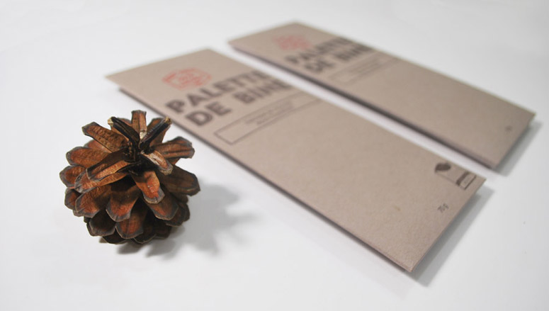 Palette de bine Packaging