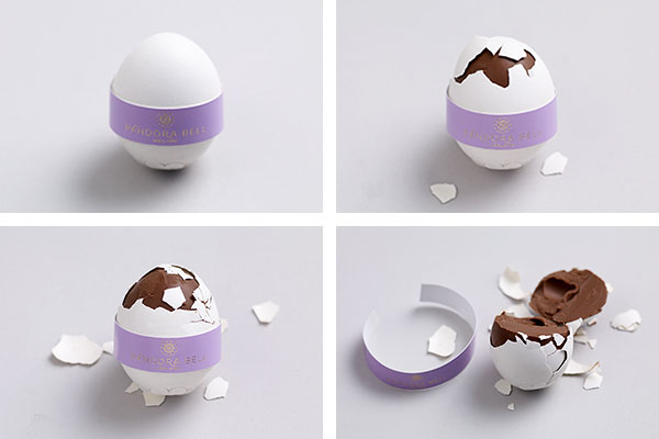 Pandora Bell Packaging