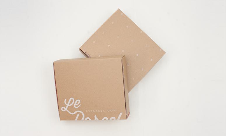 Le Parcel Packaging System