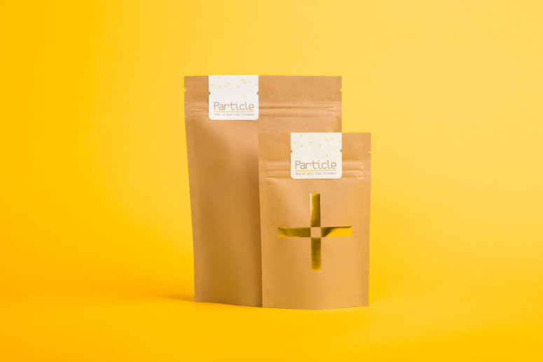 Particle Packaging