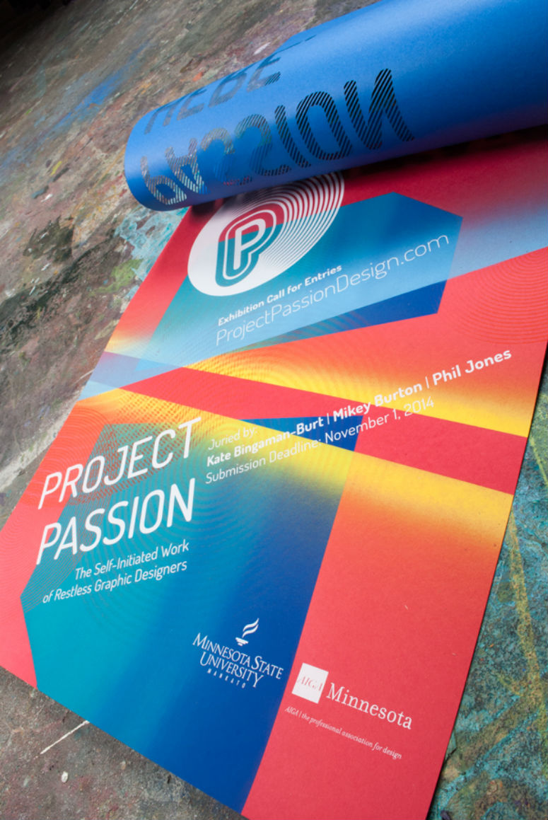 Project Passion Call   for Entries Poster