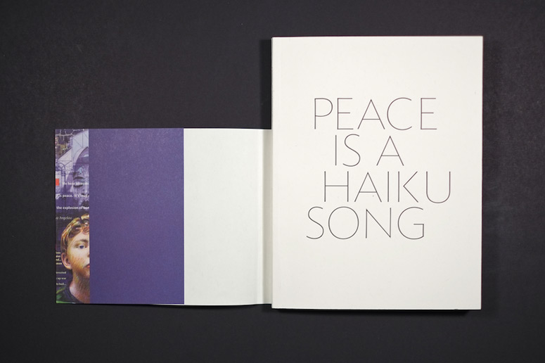 Peace is a Haiku Song