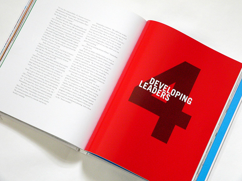 PepsiCo 50th Anniversary Book
