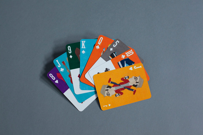 FPO: The Perfect Pair Playing Cards