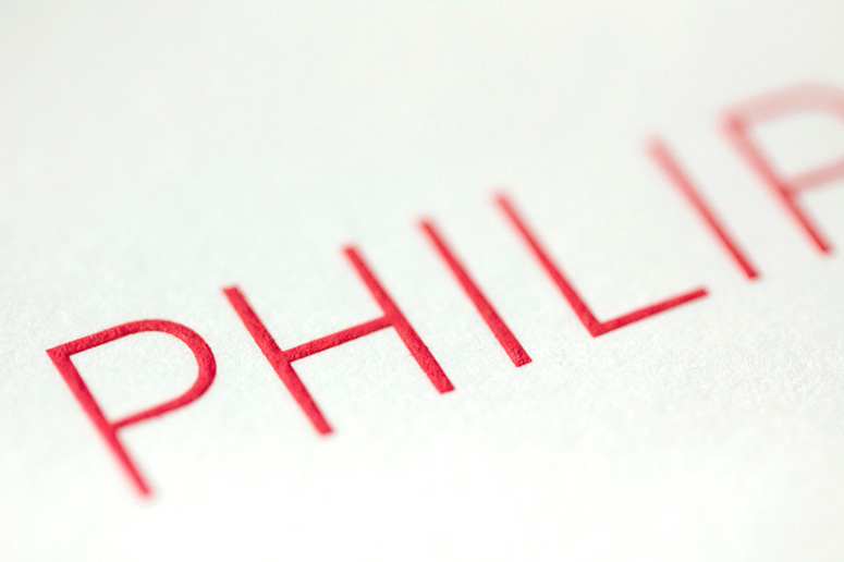 Philip Attar Business Cards
