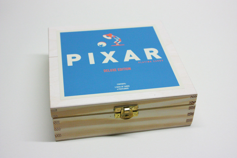 Pixar Playing Cards