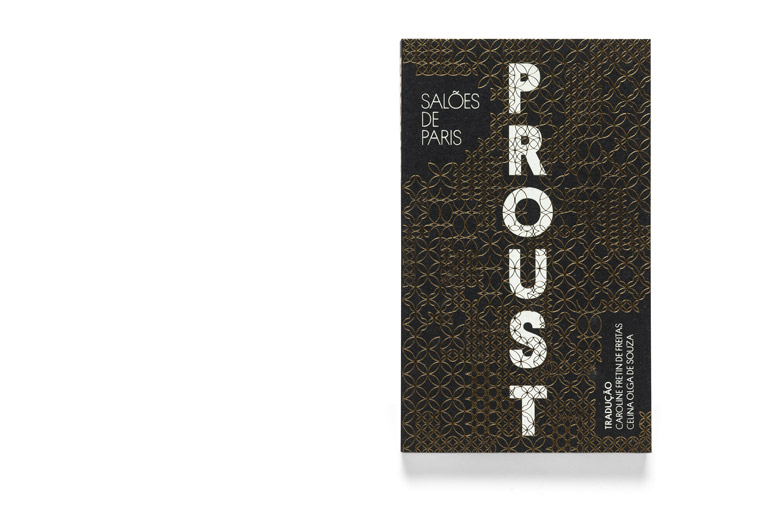 Marcel Proust Bookcover