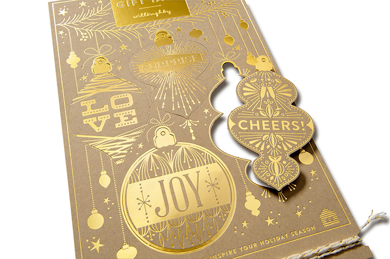 Holiday Punch Gift Tags