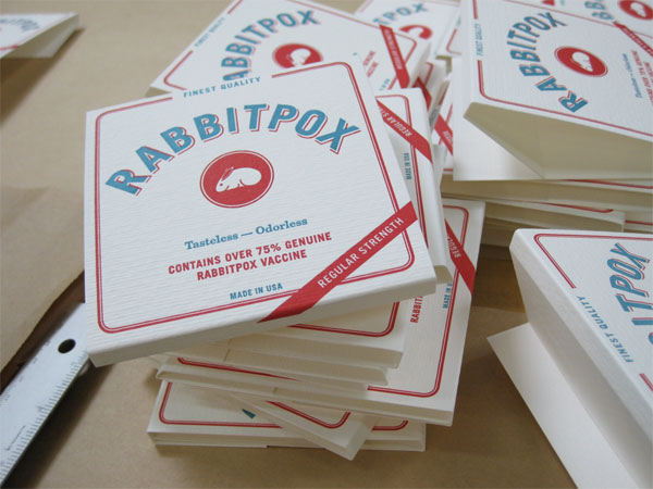 Rabbitpox Book