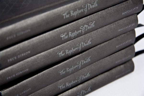 <em />The Rapture of Death</em> Book