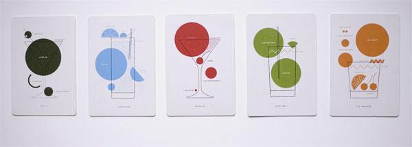 Neil Hubert's Bar Cards
