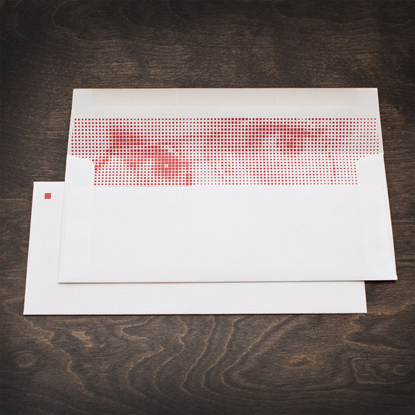 Red Square Stationery