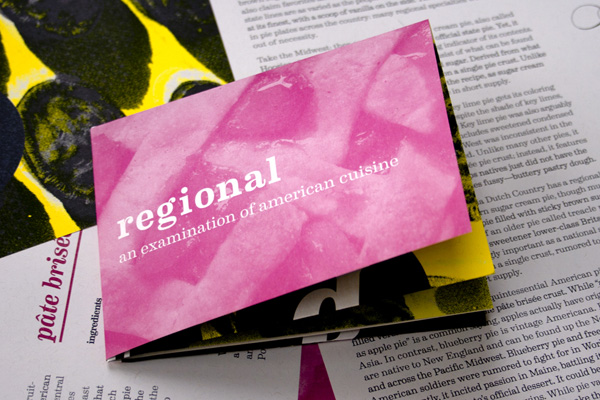 Regional Quarterly Zine