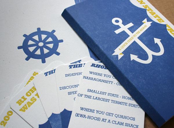 AIGA Rhode Island Promotion