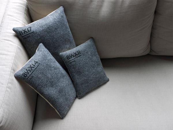 Yellow Card '10 Cushions