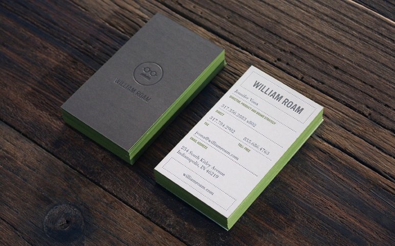 William Roam Stationery