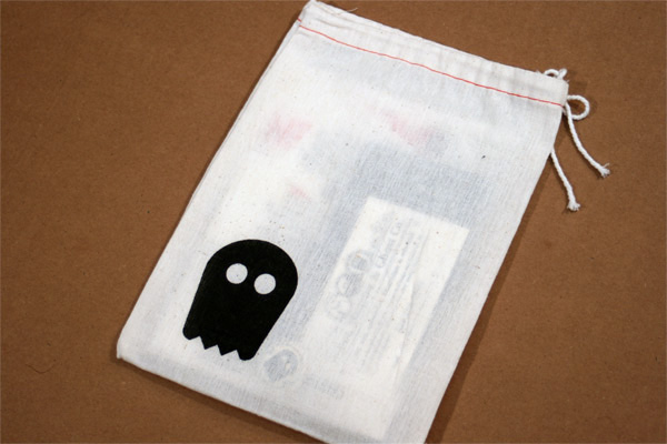 Robot, Monster & Ghost Co. Packet