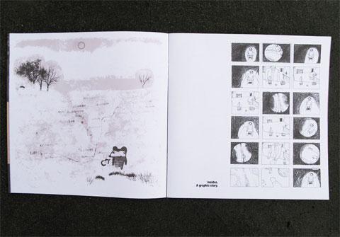 Roofs Design + Illustration Brochure