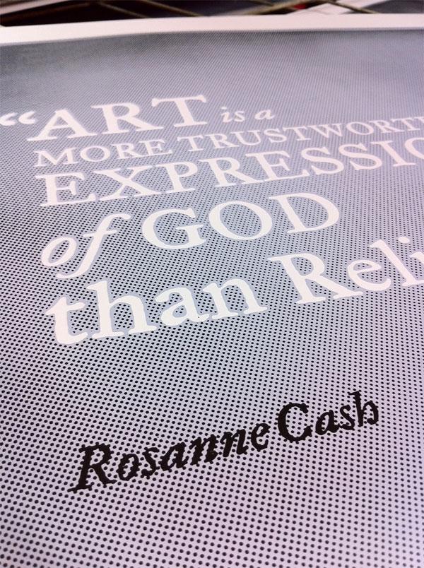 Rosanne Cash Poster