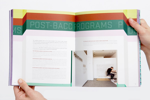 School of the Art Institute of Chicago Admissions Catalog