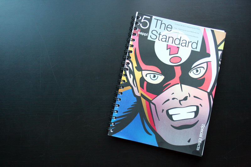 Sappi Fine Paper's The Standard Issue 5