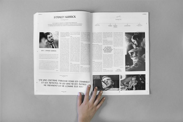 Say What Studio Newspaper