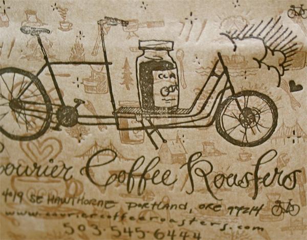 Seth Ciferri Coffee Bags