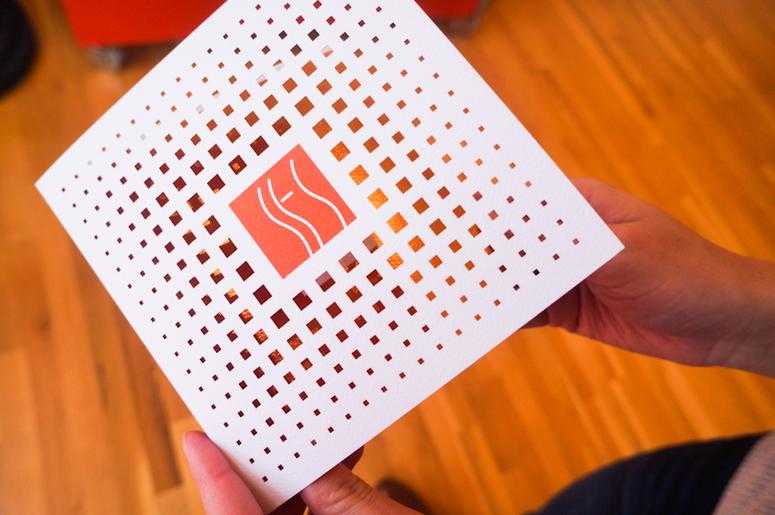 SFS Architecture 40th Anniversary Invitation